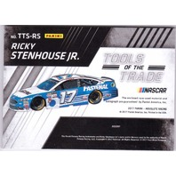 2017 Ricky Stenhouse Jr. Tools of the Trade Autograph Relic /25