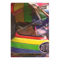 1993 Jeff Gordon Action Packed Prototypes #JG1 Rookie