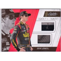 2017 Erik Jones Absolute Racing Tools of the Trade Relic /99