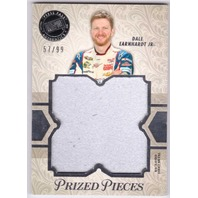 Dale Earnhardt Jr 2013 Press Pass Showcase Prized Pieces Jumbo Sheet Metal /99