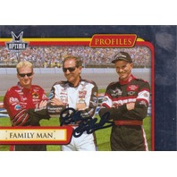 2002 Dale Earnhardt Press Pass Optima Family Man