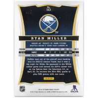 Ryan Miller 2013-14 Panini Select Industry Summit 4/5 - Buffalo Sabres