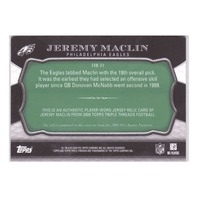 Jeremy Maclin 2009 Topps Triple Threads Emerald Rookie Prime Patch #TTR27 RC /9