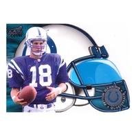 1998 Peyton Manning Aurora Face Mask Cel Fusions #9