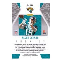Allen Lazard 2018 Panini Phoenix Black #194 Rookie RC 10/10 Green Bay Packers