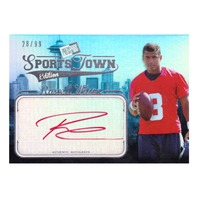 Russell Wilson 2012 Press Pass Sports Town Silver Red Ink Autograph auto rc  /99