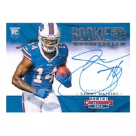 Sammy Watkins 2014 Rookie of the Year Contenders Autograph RC Kansas City Chiefs   (x)