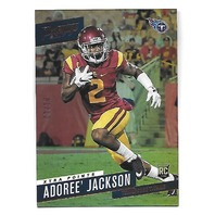 ADOREE' JACKSON 2017 Panini Prestige Xtra Points Bronze Rookie RC 7/10 Titans