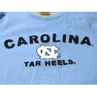 Colosseum Athletics Carolina Tar Heels Layered Long Sleeve T-Shirt Sz L NCAA