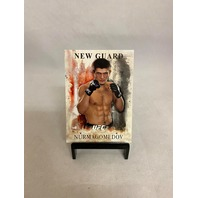 KHABIB NURMAGOMEDOV 2014 TOPPS UFC BLOODLINES NEW GUARD #NB-KN