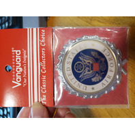 """Vanguard USAF Air Force Emblem 2 1/2"""" For Shadow Boxes"""