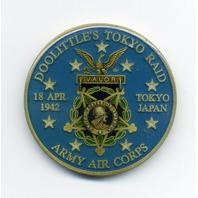 USS Hornet CV-8 Challenge Coin WWII America Strikes Back Doolittle's Tokyo Raid
