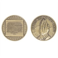 Vanguard COIN: LORD'S PRAYER 2""