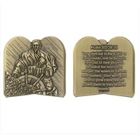 "Vanguard Navy COIN: THE LORD OF THE SEAS 2"" Psalm 107:28-30"
