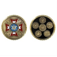 Vanguard COIN: VETERAN OF FOREIGN WARS 2""