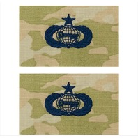 Vanguard SPACE FORCE EMBROIDERED BADGE: SENIOR INTELLIGENCE - EMBROIDERED ON OCP