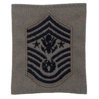 Vanguard AIR FORCE EMBROIDERED RANK CHIEF MASTER SERGEANT ABU GORTEX (each)