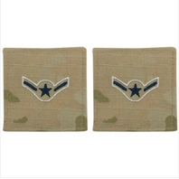 Vanguard SPACE FORCE EMBROIDERED RANK: AIRMAN - OCP WITH HOOK