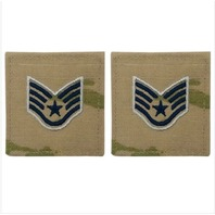 Vanguard SPACE FORCE EMBROIDERED RANK: STAFF SERGEANT - OCP WITH HOOK
