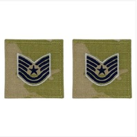 Vanguard SPACE FORCE EMBROIDERED RANK: TECH SERGEANT - OCP WITH HOOK