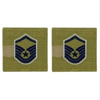 Vanguard SPACE FORCE EMBROIDERED RANK: MASTER SERGEANT - OCP WITH HOOK
