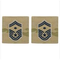Vanguard SPACE FORCE EMBROIDERED RANK SENIOR MASTER SERGEANT W/ DIAMOND OCP HOOK
