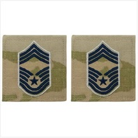 Vanguard SPACE FORCE EMBROIDERED RANK: CHIEF MASTER SERGEANT - OCP WITH HOOK