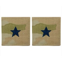 Vanguard SPACE FORCE OFFICER RANK INSIGNIA EMBROIDERED ON OCP: BRIGADIER GENERAL