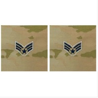 Vanguard SPACE FORCE EMBROIDERED RANK: SENIOR AIRMAN - OCP SEW ON
