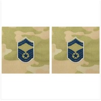 Vanguard SPACE FORCE EMBROIDERED RANK: SENIOR MASTER SERGEANT - OCP SEW ON