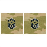 Vanguard SPACE FORCE EMBROIDERED RANK SENIOR MASTER SERGEANT DIAMOND OCP SEW ON