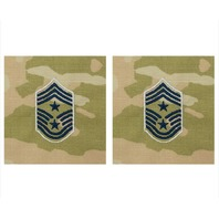 Vanguard SPACE FORCE EMBROIDERED RANK: COMMAND CHIEF MASTER SERGEANT OCP SEW ON
