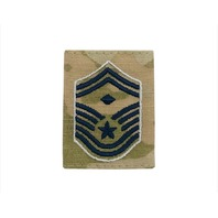 Vanguard SPACE FORCE GORTEX RANK: SENIOR MASTER SERGEANT DIAMOND OCP JACKET TAB