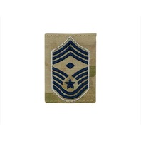 Vanguard SPACE FORCE GORTEX RANK: CHIEF MASTER SERGEANT DIAMOND OCP JACKET TAB