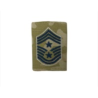 Vanguard SPACE FORCE GORTEX RANK: COMMAND CHIEF MASTER SERGEANT - OCP JACKET TAB