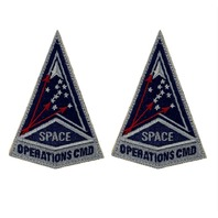 Vanguard U.S SPACE FORCE PATCH SPACE OPERATIONS COMMAND WITH HOOK