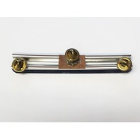 Vanguard Ribbon Mounting Bar - Fits 6 Ribbons - Metal - Out Of Package
