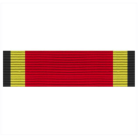 Vanguard RIBBON UNIT #8001 AF ROTC NATIONAL DEFENSE INDUSTRIAL ASSOCIATION AWARD