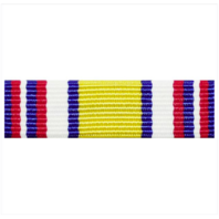 Vanguard RIBBON UNIT PUERTO RICO NATIONAL GUARD FREEDOM MEDAL