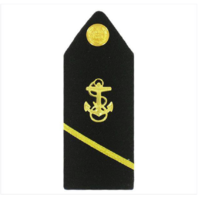 Vanguard NAVY ROTC MIDSHIPMAN HARD BOARD: FEMALE THIRD CLASS