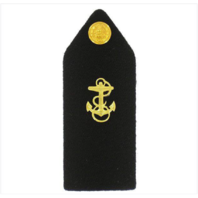 Vanguard NAVY ROTC MIDSHIPMAN HARD BOARD: FEMALE FOURTH CLASS