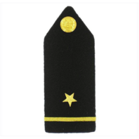 Vanguard NAVY ROTC MIDSHIPMAN HARD BOARD: FEMALE ENSIGN