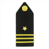 Vanguard NAVY ROTC MIDSHIPMAN HARD BOARD: FEMALE SENIOR LIEUTENANT