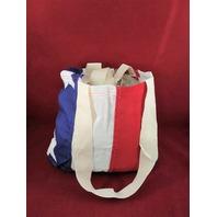Vanguard US Flag Book Tote Bag