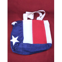 Vanguard US Flag Book Tote Bag