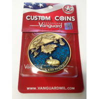 Vanguard COIN: US NAVY THEME 2""