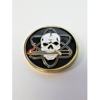 USN Strike Fighter Squadron 151 VFA-151 Vigilantes Go Ugly Early Challenge Coin