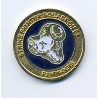 2011 Strike Fighter Squadron 83 VFA-83 Rampagers Naval Aviation Centennial Coin