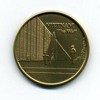 "US Vietnam Veteran The Wall Commemorative Challenge Coin 1-5/8"""