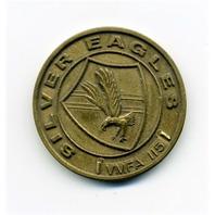 USMC Marine Corps Fighter Attack Squadron VMFA-115 Silver Eagles Challenge Coin